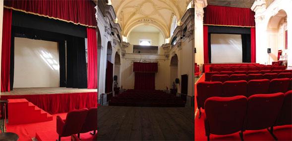 Nuovo Teatro Sanità, uno spazio in più per il teatro nel cuore di Napoli