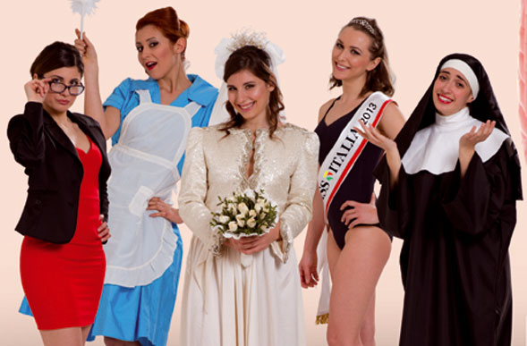 Accessoriate, da oggi a Gioia e Bari in scena lo spettacolo di Annabella Calabrese