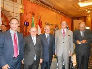 Il ministro del turismo Hisham Zaazou: rapporto privilegiato tra Italia ed Egitto