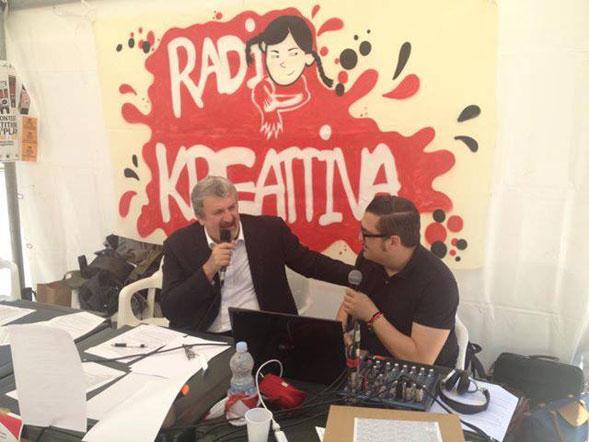 Successone per la maratona finale di Radio Kreattiva, con più di 600 speaker