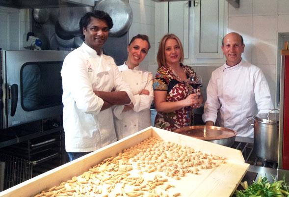Al via la Med Cooking School, a Ceglie Messapica lo stile Mediterraneo