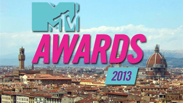 MTV Awards. Il 15 giugno a Firenze l'evento musicale dell'estate 2013