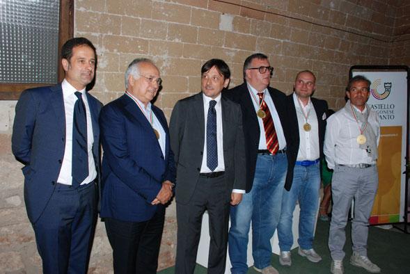 Premiati a Otranto i vincitori del Concorso nazionale dei vini Rosati
