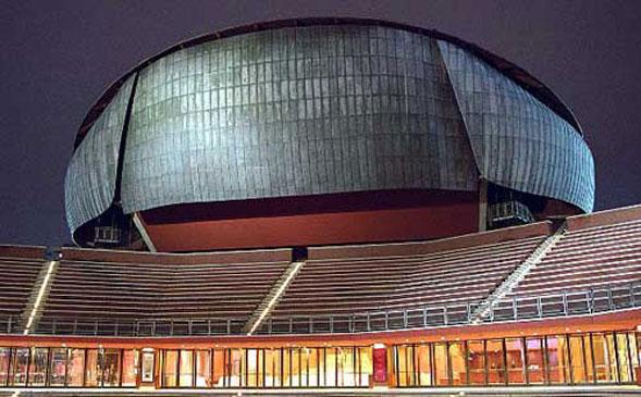 Il 9 giugno grande festa per il decennale del Parco della Musica di Roma