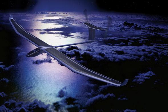 Solar Impulse, l'aeroplano ad energia solare vola anche di notte