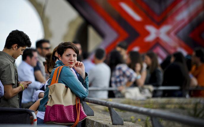 Parte da Napoli il casting per l'edizione di X Factor 2013
