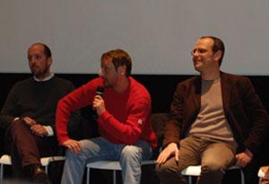 """Taormina Film Fest: gli sceneggiatori di """"Boris"""" lavorano a un """"anti-cinepanettone"""""""