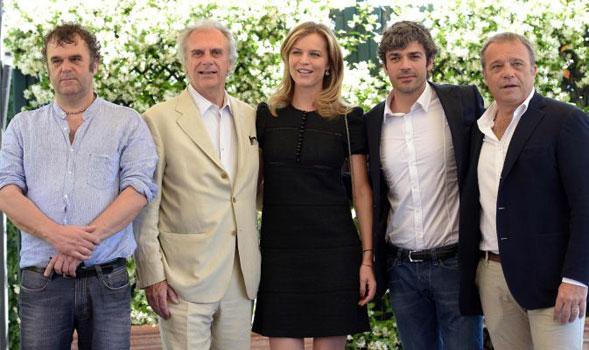 """Al 59° Taormina Film Fest """"Cha Cha Cha"""", presentato il film di Marco Risi"""