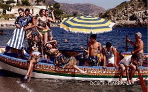 Dolce & Gabbana portano la Sicilia mitologica nella moda internazionale