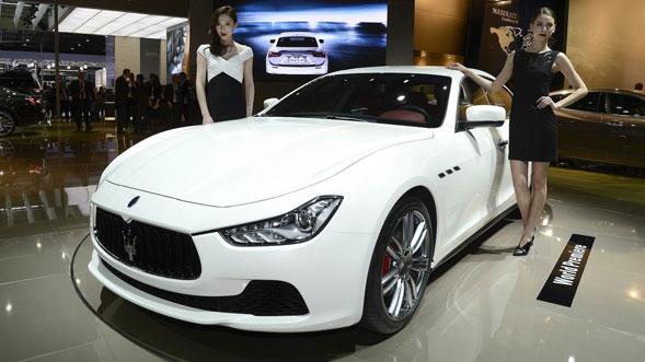 La Maserati Ghibli si presenta in anteprima domani al Club Nilaya di Bari