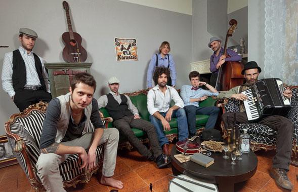 Libro e CD: la nuova proposta della Piccola Orchestra Karasciò
