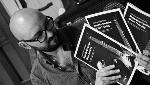 Metodo intensivo di Ear Training. L'opera prima di Vincenzo Maurogiovanni