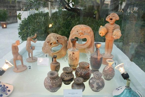 """Con """"Esperienza Greca"""" Grottaglie protagonista tra le città delle Ceramiche"""