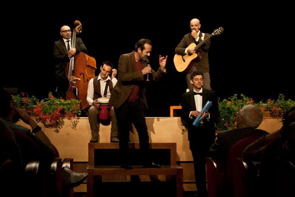 """Rocco Papaleo in """"Meridionando"""", il 5 agosto nell'Anfiteatro Mediterraneo di Bisceglie"""