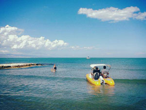 Quarta tappa di Apulia Slow Coast: il diario da Manfredonia a Barletta