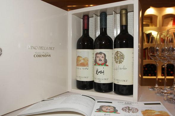 Il vino della Pace per brindare i 100 anni del palazzo della Pace a l'Aja