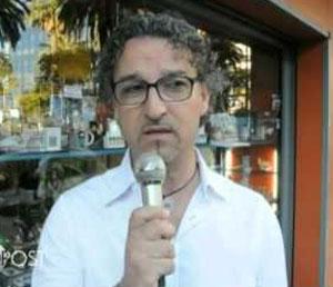 """A colloquio con Francesco Saccente che ci racconta il suo """"Scambio fatale"""""""