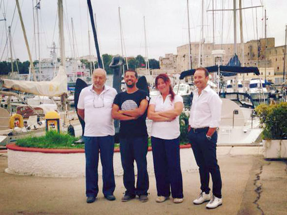Ottava tappa di Apulia Slow Coast