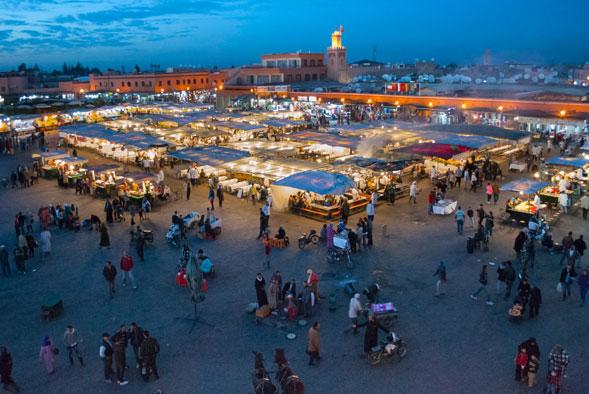 Marrakech: magnetismo arabo e origini berbere. Viaggio dei sensi in Marocco