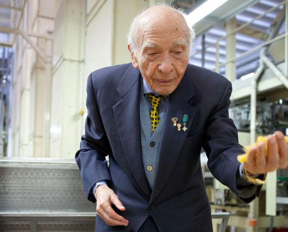 Sigillo d'oro per Attilio Mastromauro: 101 anni di passione per la pasta