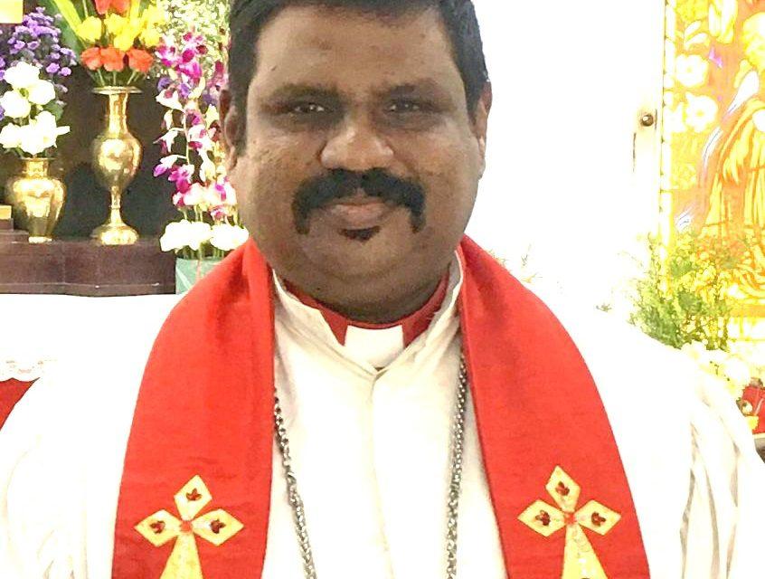 A Kan Taniya Laurea Honoris Causa in Lettere e Filosofia della International Christian Tamil Literature Research Institute in India
