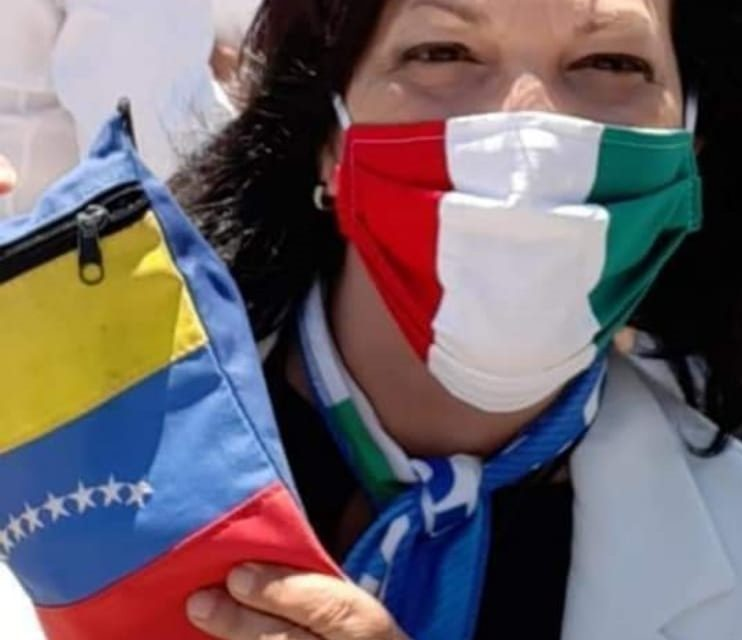 """È nata a Bari l'associazione """"Italia Legata al Mondo e al Venezuela"""" presieduta da Chiara Deliso"""