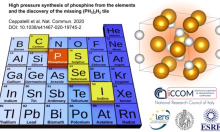 Nature. Nuovo studio sulla sintesi della fosfina e la scoperta di un composto mancante