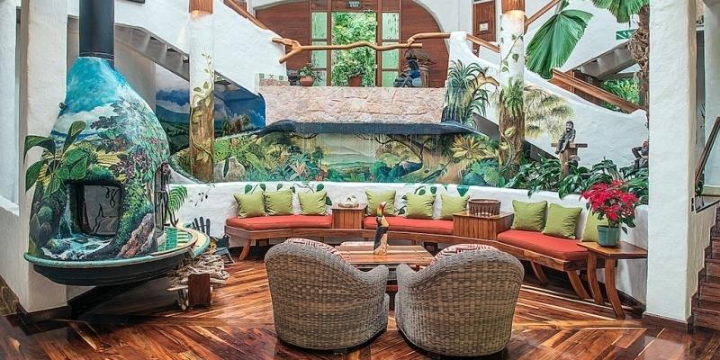 GLI 8 HOTEL E RESORT PIÙ COLORATI DELL'AMERICA CENTRALE E REPUBBLICA DOMINICANA