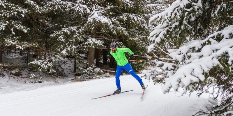 Sci di fondo: itinerari e proposte per scoprire la Valtellina a ritmo slow