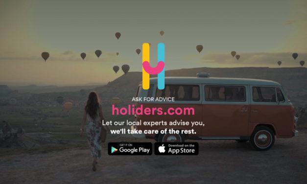 Giampiero Ammaturo fonda Holiders, l'app italiana per la ripresa del turismo