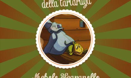 """""""La leggenda della tartaruga""""(edito da Les Flâneurs) è la prima favola di Michele Scaranello"""
