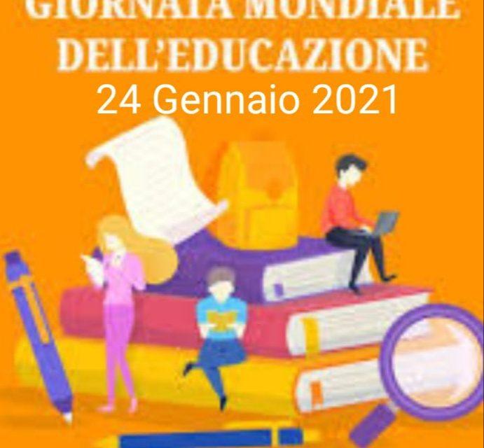 oggi si celebra la Terza Giornata Internazionale dell'Educazione