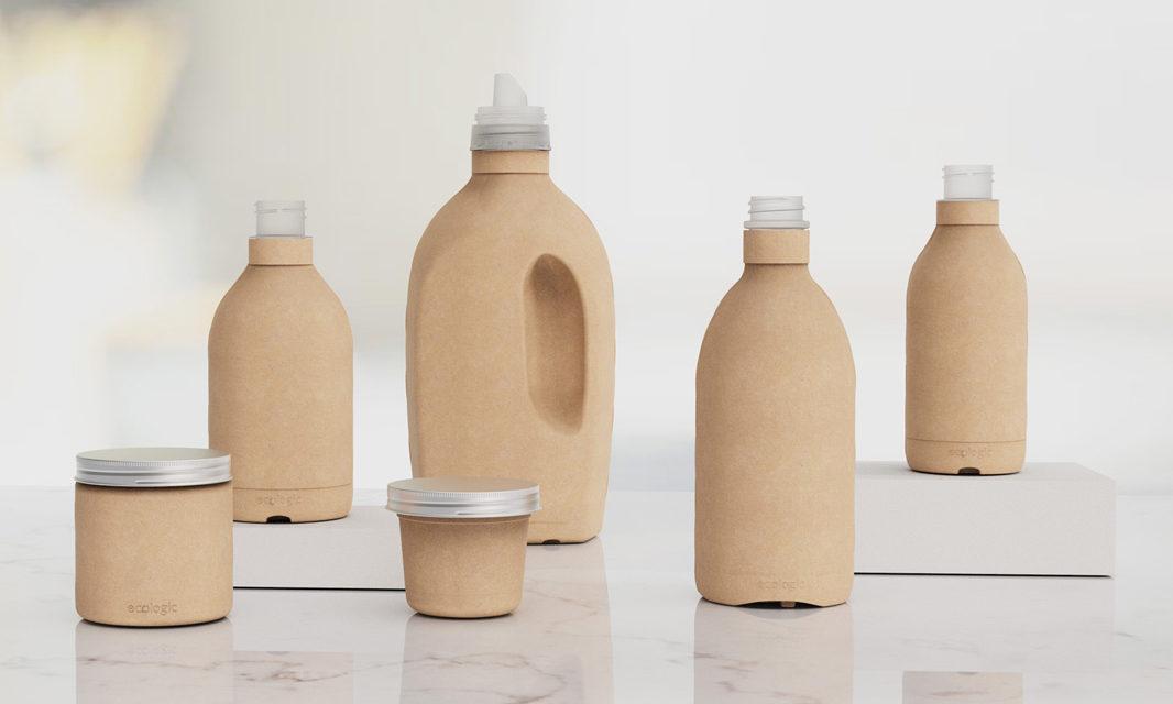 """Riciclo, ecco bottiglie e barattoli di cartone da """"montare"""" come mobili IKEA"""