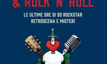 """Ezio Guaitamacchi in """"AMORE, MORTE E ROCK 'N' ROLL"""" (Hoepli), il libro sulla scomparsa delle rockstar"""