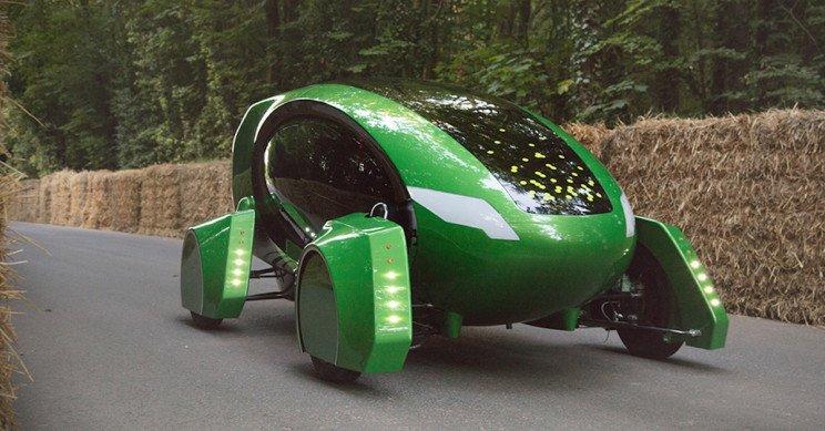 Kar-go, i robot verdi autonomi per distribuire farmaci a Londra
