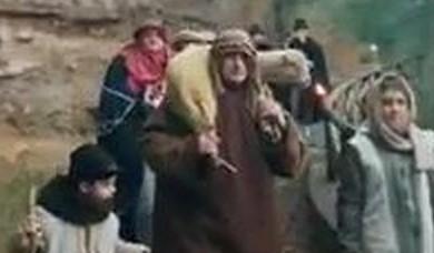 Laino Borgo (Cosenza) non rinuncia ad una piccola rievocazione biblica in costume