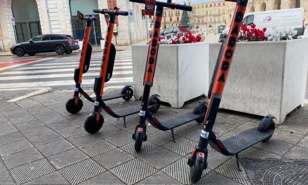 A Bari nuovo operatore del servizio di monopattino sharing