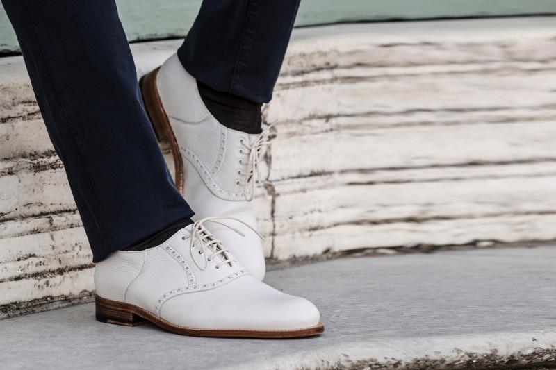 """""""Seishou"""", la nuova linea di scarpe di lusso disegnata da Ikeda & Matsuzaki per Fratelli Borgioli"""