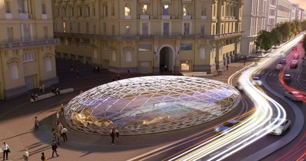 Apre a Napoli la Stazione Duomo: il gioiello di Fuksas