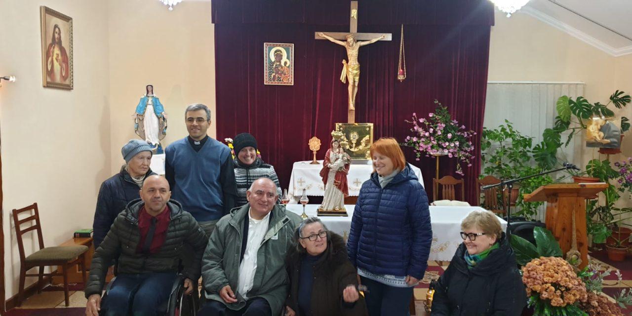La Statua della Madonna del pozzo di Capurso arriva in Transistria grazie a Vito Grittani
