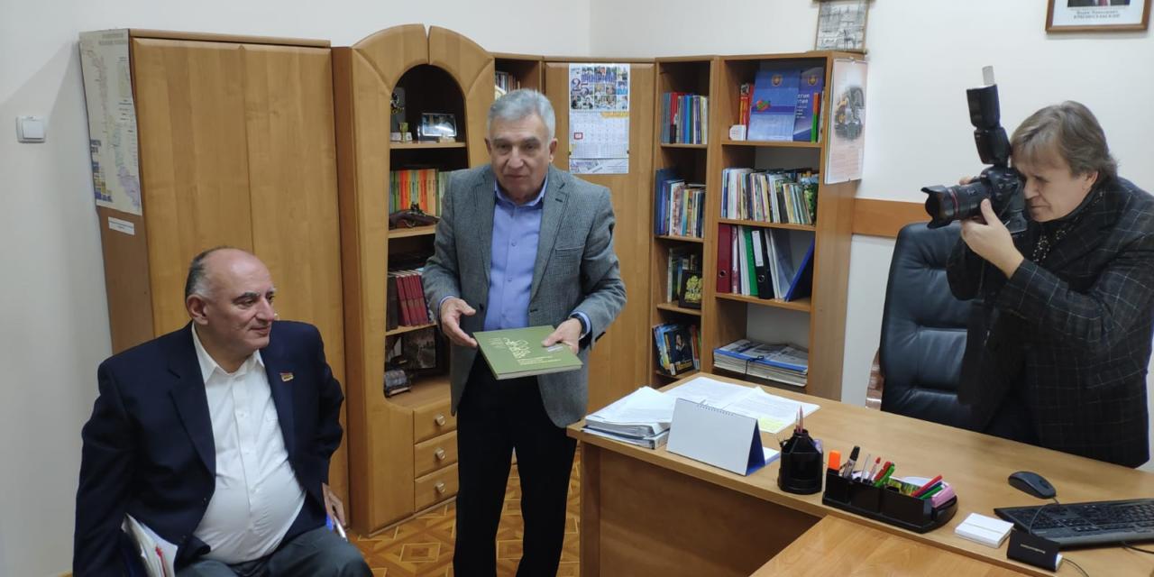 Diplomazia con temperamento meridionale. Visita istituzionale di Vito Grittani in Transistria