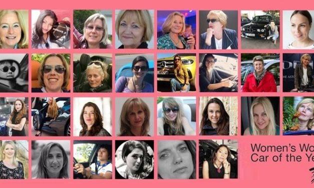 LE FINALISTE DEL WOMEN'S WORLD CAR OF THE YEAR
