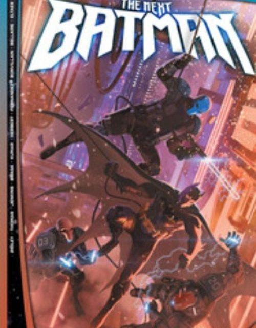 BATMAN: DEATH METAL – BAND EDITION. LA MINISERIE EVENTO A FUMETTI PRONTA PER IL LANCIO MONDIALE