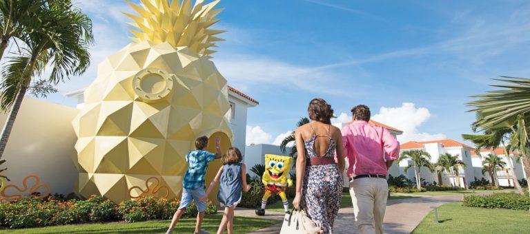 Da giugno aprirà il Nickelodeon Riviera Maya, il resort a tema cartoon in Messico