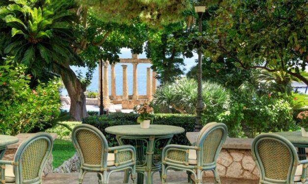 Dal prossimo 3 giugno, il Gruppo Rocco Forte Hotels, apre le porte di Villa Igiea a Palermo