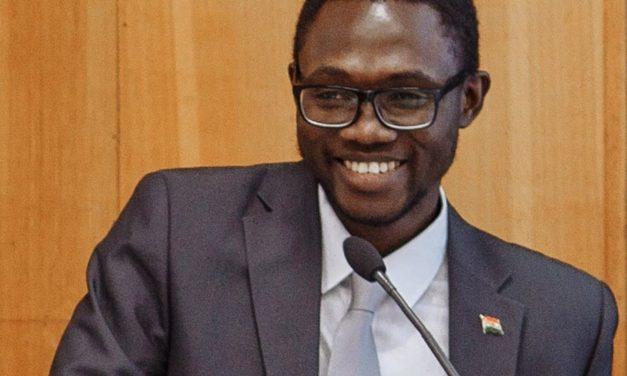 """Il premio """"Ambasciatore di Buona Volontà ODI"""" 2021 va a Lawrence Kwabla Adanu Bamidele Nugbienyo"""