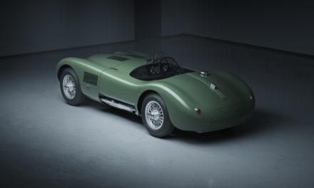 LA LEGGENDARIA Jaguar Classic PRODURRÀ UN NUMERO LIMITATO DI NUOVI ESEMPLARI
