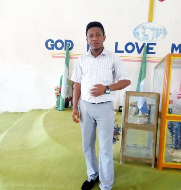 """Il premio """"Ambasciatore di Buona Volontà ODI vg"""" è arrivato anche in Sierra Leone a  JOSEPH JUSU KPANDA"""