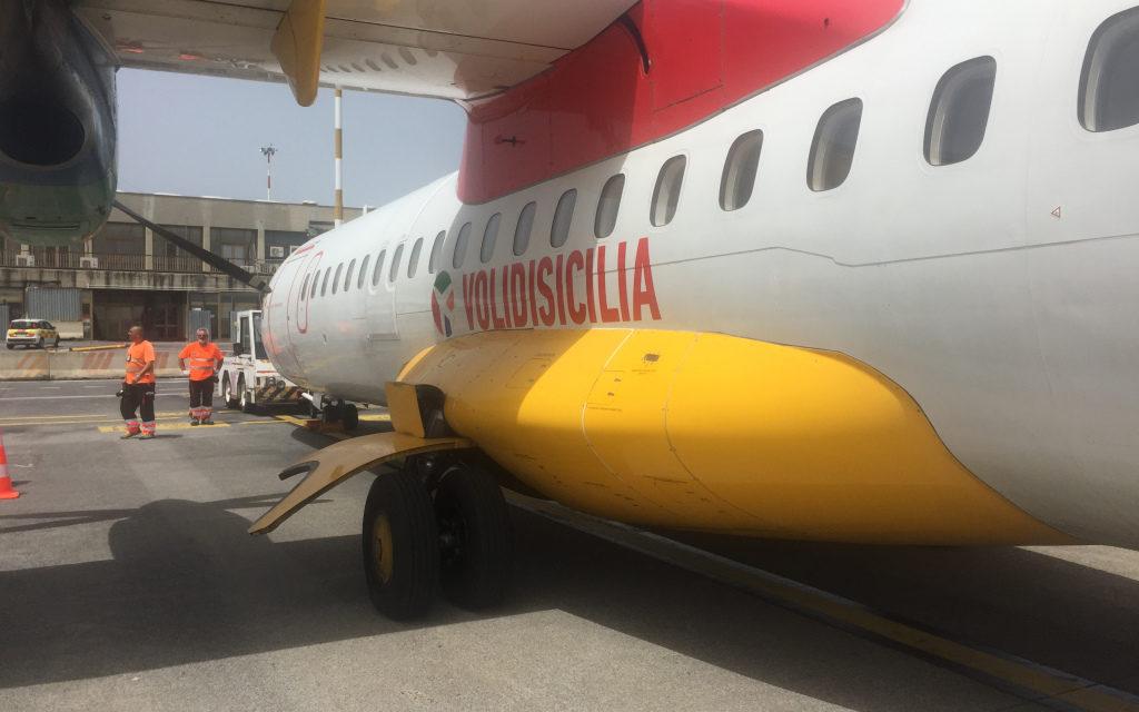 dal 20 giugno la compagnia aerea DAT Volidisicilia avvierà un nuovo collegamento da Brindisi a Catania