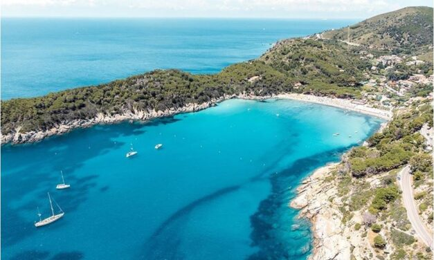 "Presentata ""Crociera 5/D"" la vela all'isola d'Elba per principianti e esperti del mare"